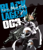 Black Lagoon Robertas Blood Trail DVD Covers 003