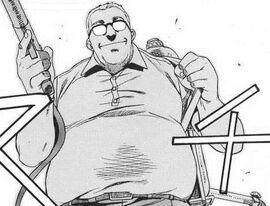Claude Weaver manga