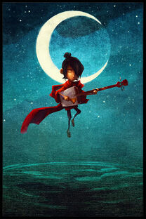 Kubo and the Two Strings Official Artwork