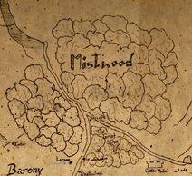 Elven Mistwood