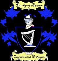 Avalon Duchy Heraldry