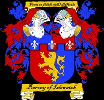 Islewatch coat of arms