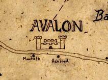 City of Avalon Proper
