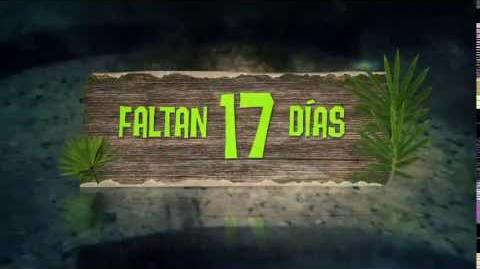 ¡Faltan 17 días! La isla 2015