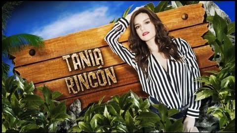 Tania Rincón - Presentación de LA ISLA-Presentación de Tania la isla 2013