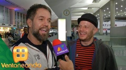 EXCLUSIVA ¡Facundo y Lukini partieron rumbo a La Isla!