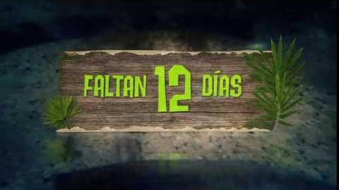 ¡faltan 12 días! La isla 2015