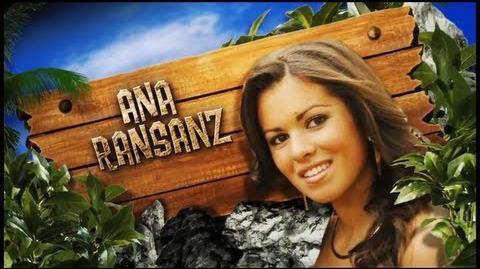 Ana Ransaz - Presentación de LA ISLA-Presentacion Ana la isla 2013