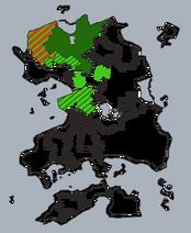 Эсгельдские языки распространение