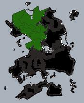 Гельдладская империя карта