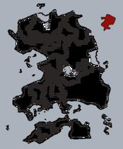 Королевство арпов на карте