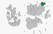 Эсгельдия на карте