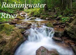 Rushingwater river