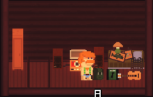Music disc cabin 2