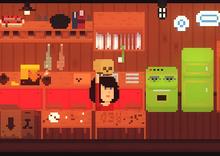 Skull kitchen