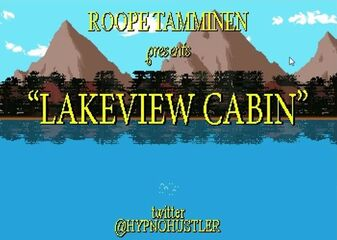 Lakeview Cabin Main