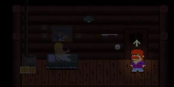 Lakeview Cabin Hallucination