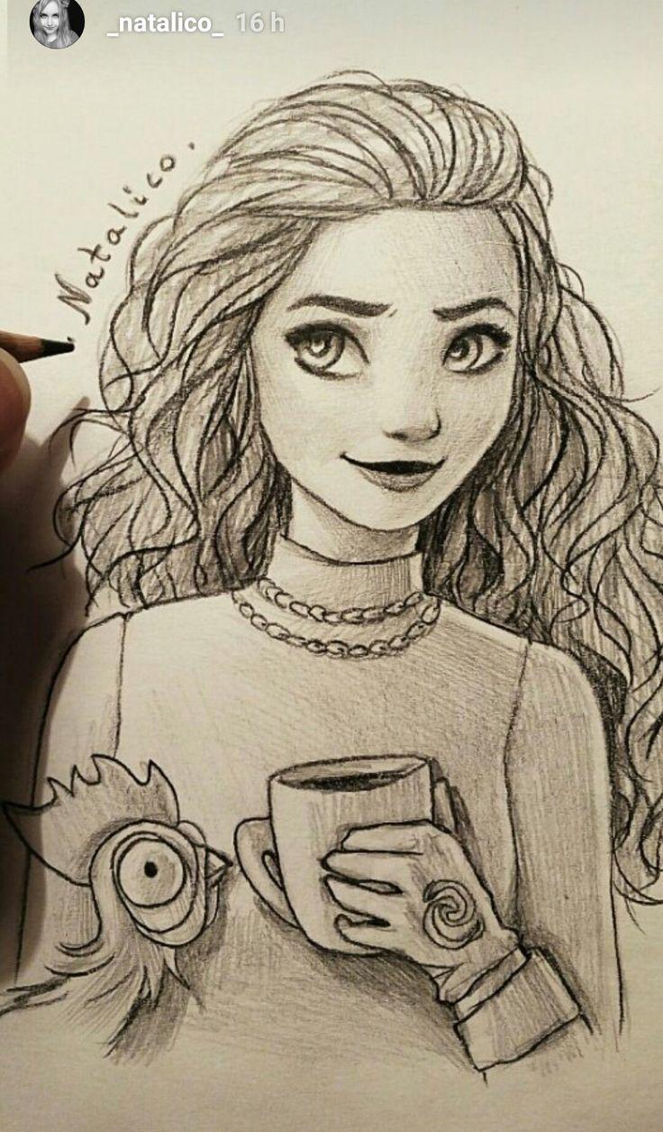 image amazing girls sketches draw pics best