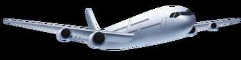 Plane Transparent Clipart