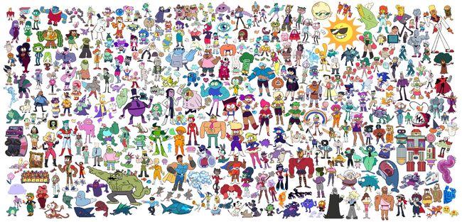 OK KO Character Lineup