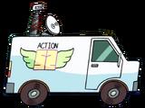Action 52 Satellite Truck