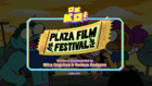 Plaza Film Festival Titlecard