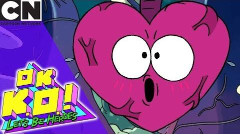 OK K.O.! Hero Love Cartoon Network