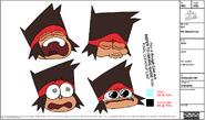 KO's Expressions Model