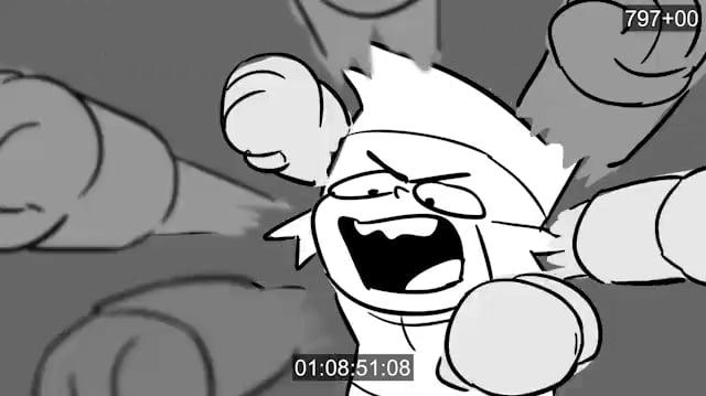 "OK KO ""Let's Be Heroes"" - Storyboard by Mira Ong Chua"