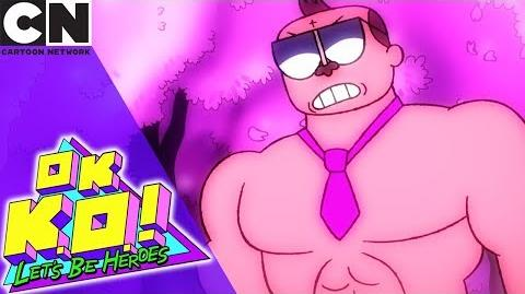 OK K.O.! DISAPPOINTED! Cartoon Network