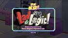 Lad & Logic Titlecard