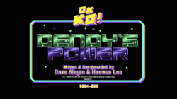 Dendy's Power Titlecard
