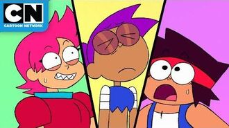 Rad vs. Red Action OK K.O.! Let's Be Heroes Cartoon Network