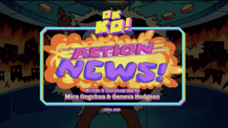 Action News Titlecard