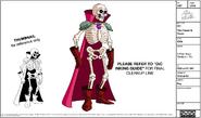 A Real Magic Skeleton DiC Model