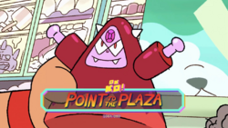 Point to the Plaza Titlecard