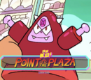 Point to the Plaza