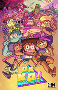 OKKO Character Cover Art with CN bumper