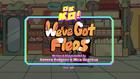 Weve Got Fleas Titlecard