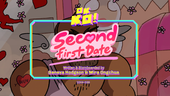 Second First Date Titlecard
