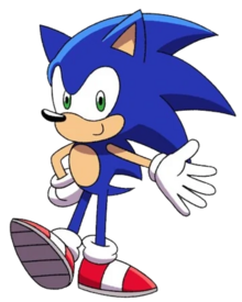 OK K.O.! Sonic the Hedgehog