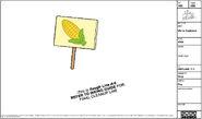 Corn sign Model