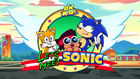 Let's Meet Sonic Titlecard