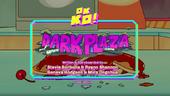 Dark Plaza Titlecard