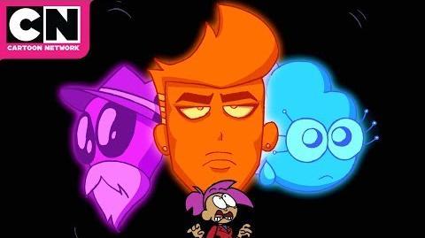 OK K.O.! Let's Be Heroes Fighting Heads Cartoon Network