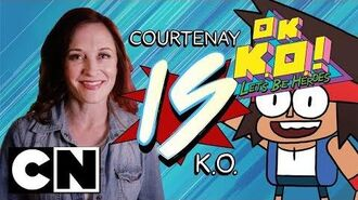 OK K.O.! Let's Be Heroes Who is K.O.? Cartoon Network