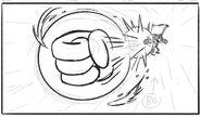KO Drawing Danny Hynes