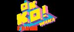 OK K.O.! Fanon Wiki Wordmark