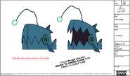 Fish Robot Model