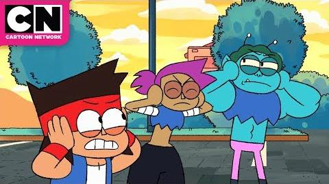 OK K.O.! All the Villainy Cartoon Network